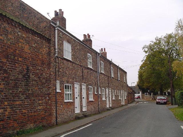 George Street  Wistow