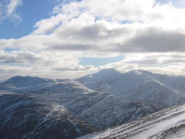 View of Ben Lawers