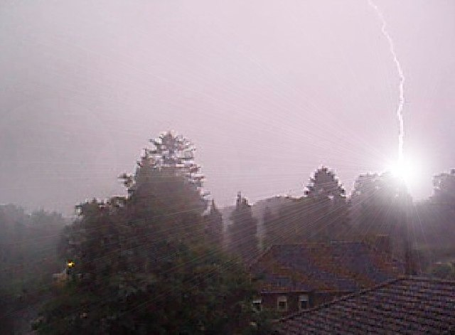 Thunderstorm In East Hendred