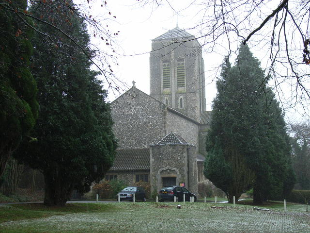 St Francis of Assisi's, Terriers, High Wycombe