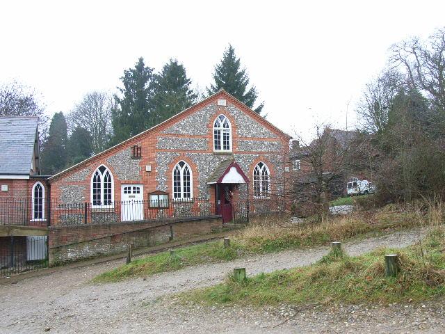 Downley Methodist Church