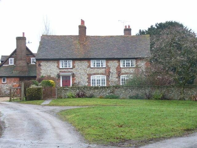 Cookshall Farm House
