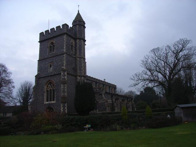 St Paul's, Wooburn
