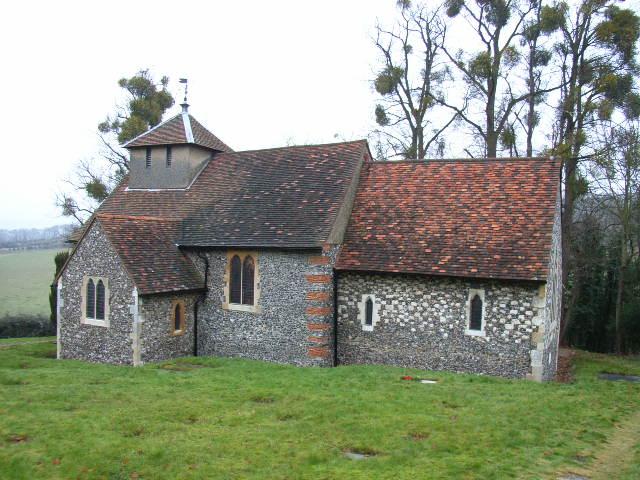 St Nicholas's, Hedsor