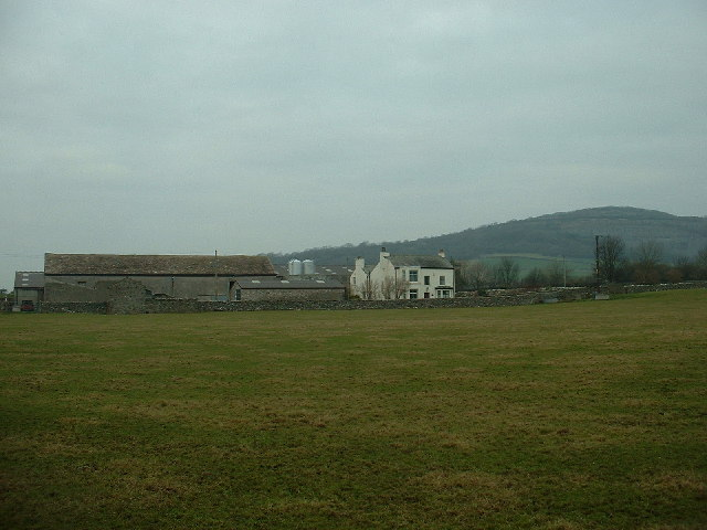 Cote Stones Farm, near Warton