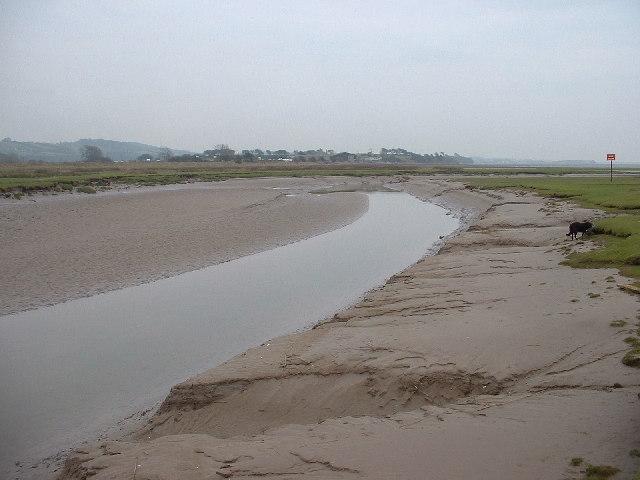 The Keer Estuary, near Carnforth