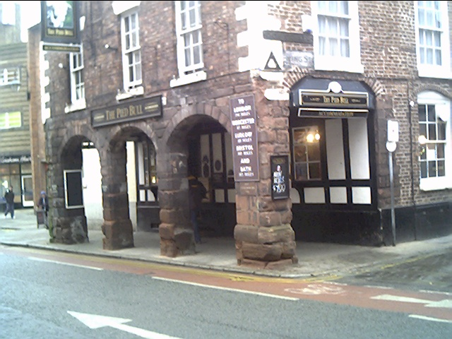 The Pied Bull Pub Northgate Street