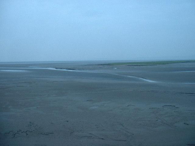 Morecambe Bay Sands