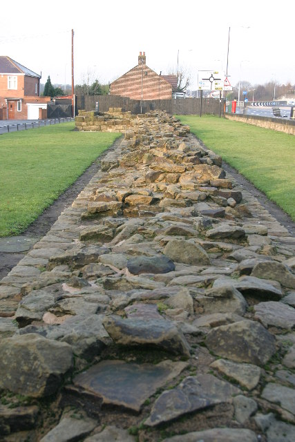 Denton Hall Turret on the Roman Wall