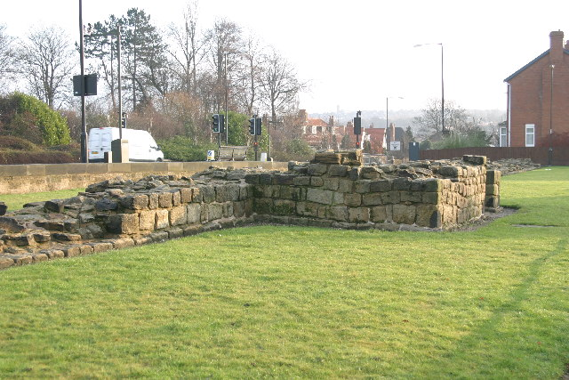 Denton Hall Turret on the Roman Wall