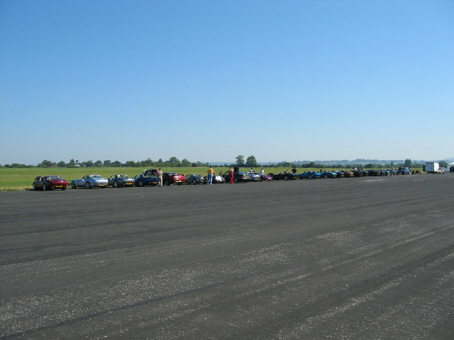 Keevil Airfield