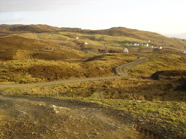 Track from the Point of Sleat to Aird of Sleat