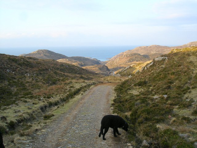 Track to the Point of Sleat