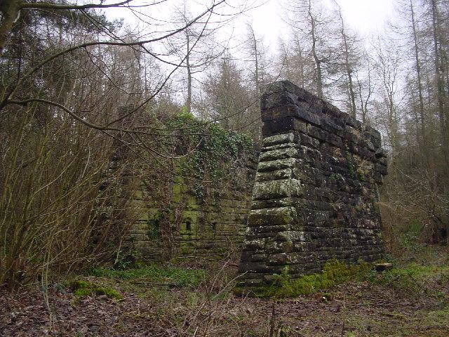 Flimby Colliery Ruins