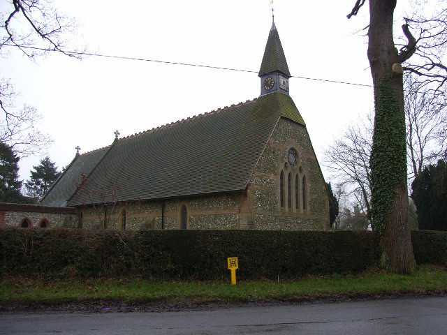 All Saints' Church, Coleshill