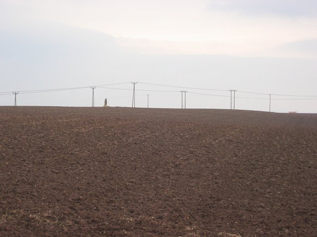 Ploughed field, Broomhouse.