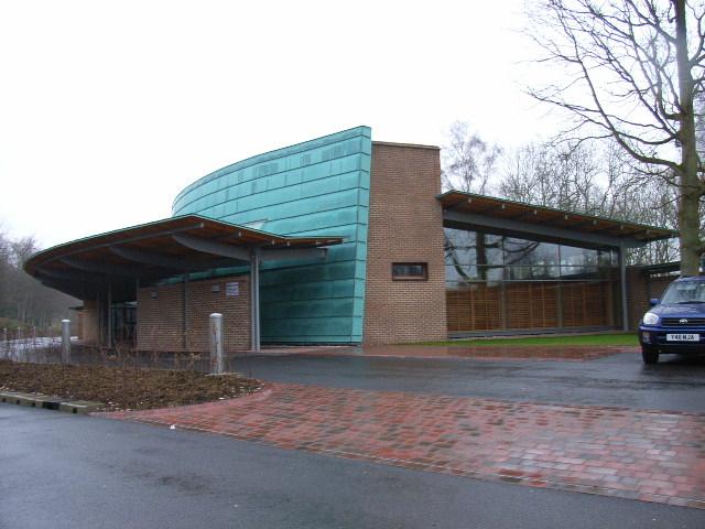 Chilterns Crematorium, Amersham