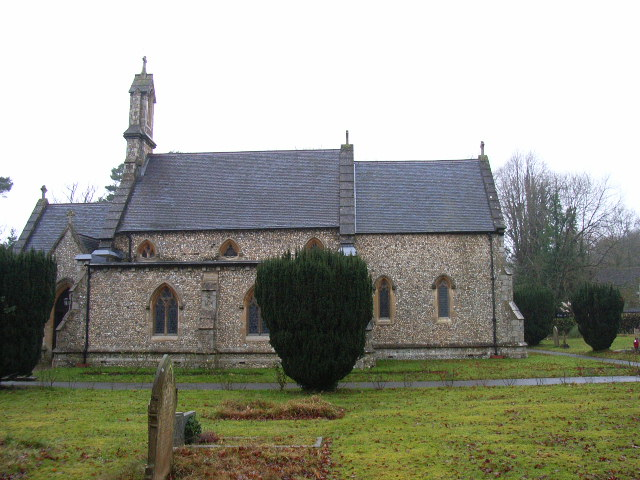 Holy Trinity Church, Prestwood