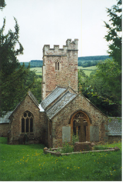 Aisholt Church