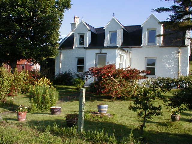 "Croft House near ""Fairy Glen"""