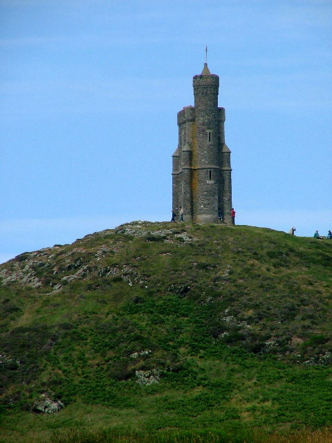 Milner's Tower,  Bradda Head