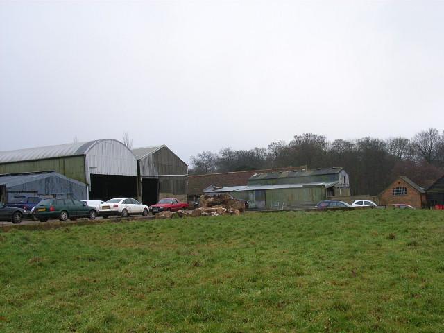 Cookshall Farm