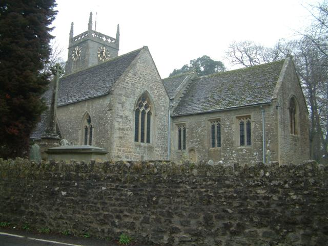 All Saint's Church, Lydiard Millicent
