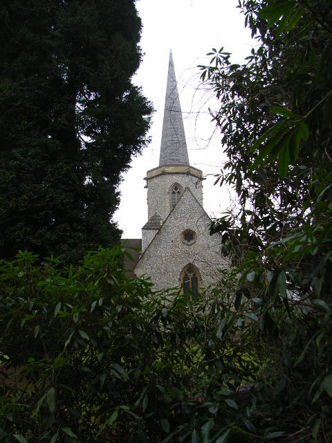 Holy Trinity Church, Penn Street