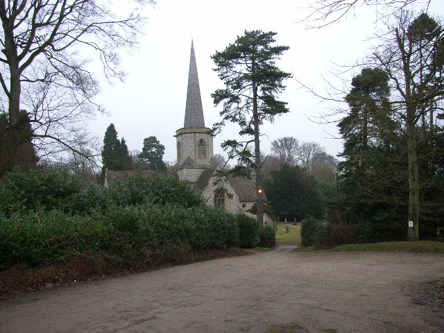 Holy Trinity Church, Penn Street