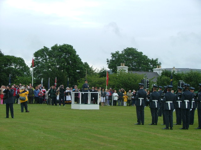 Lieutenant Governor's Speech, Tynwald Day