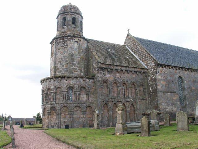 St Athernase, north wall