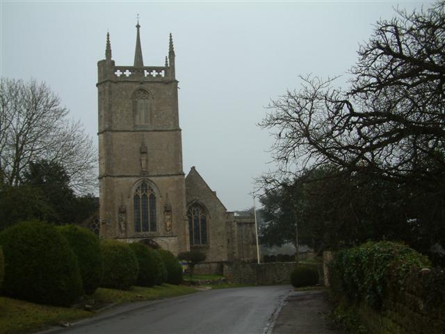 St. Mary's Church, Purton