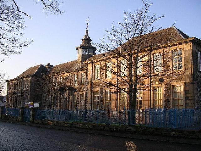 Dalziel High School, Motherwell