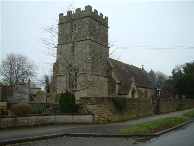 St. Giles Church, Lea
