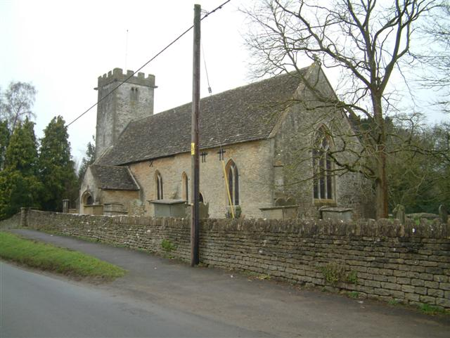 St. John The Baptist, Little Somerford