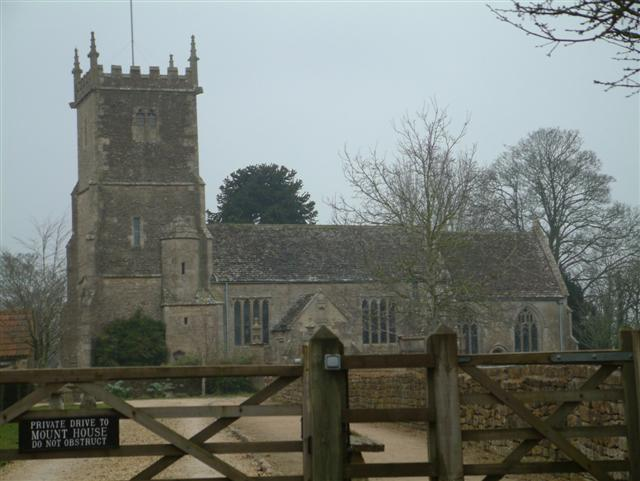 St. Peter & St. Paul Church, Great Somerford