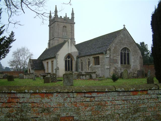 The Church of St. James the Great, Dauntsey