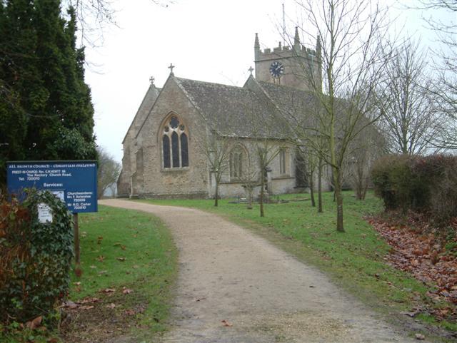 All Saints Church, Christian Malford