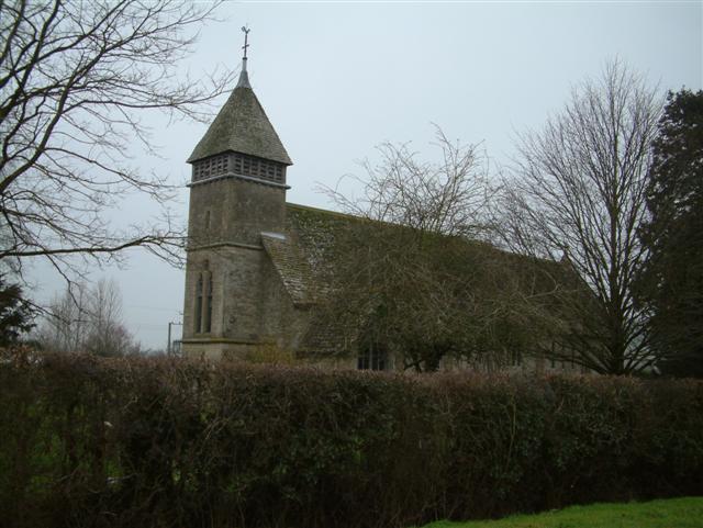 St. John the Baptist Church, Foxham