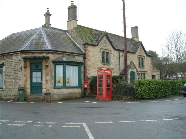 The Post Office, Hilmarton.