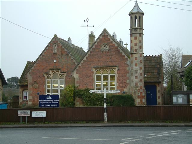 Hilmarton School House