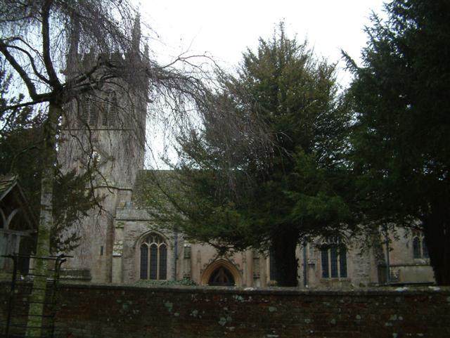 St. Lawrence's Church, Hilmarton