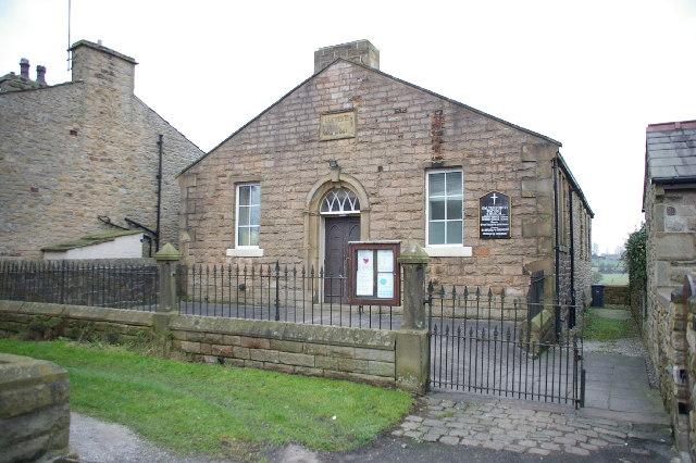Salterforth Baptist Chapel