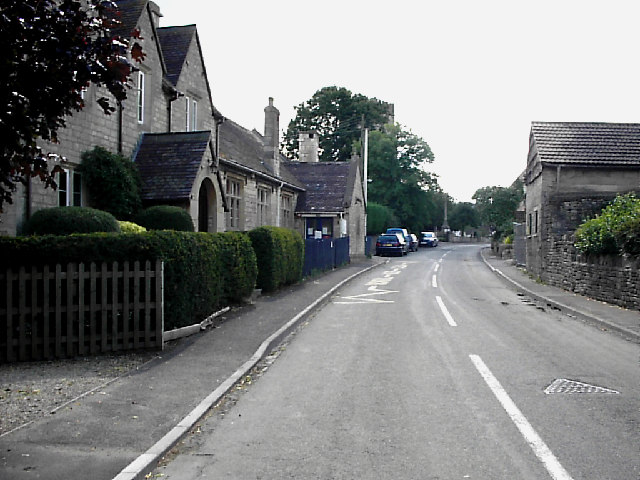 The Street, Coaley