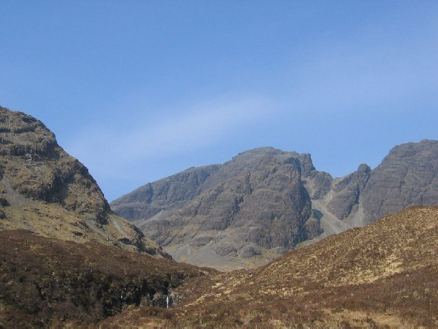 Path towards Blaven