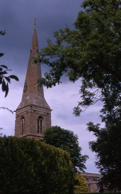 All Saints Church, Braybrooke