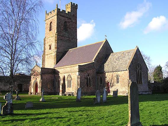 St. Mary's parish church, Nether Stowey