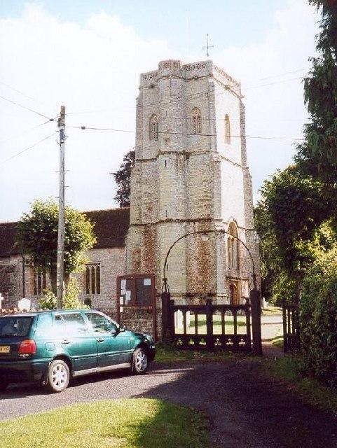 Hillfarance church