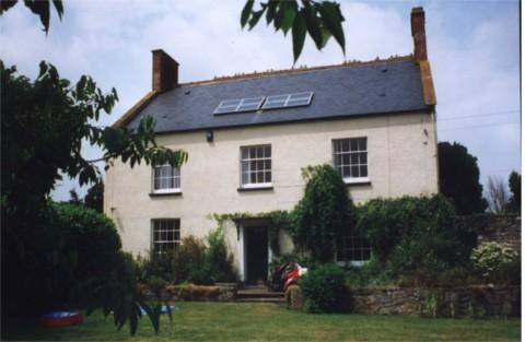 Bonsonwood farm, near Fiddington