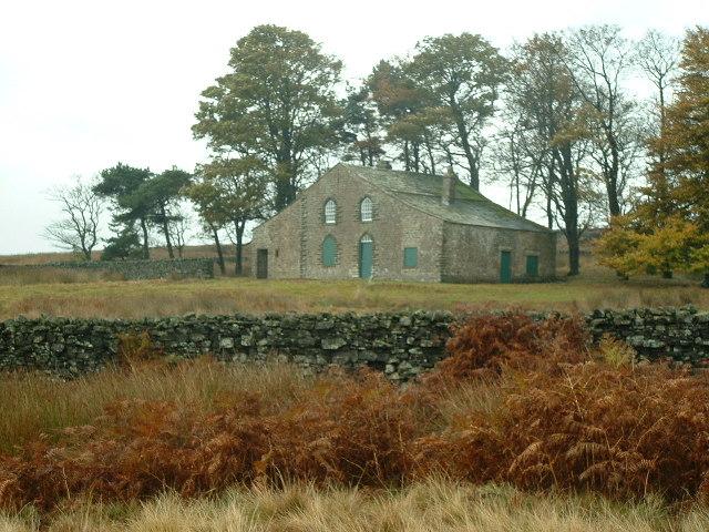 Howden Lodge, nr Carlton
